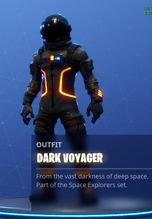 Dark Voyager Esporters