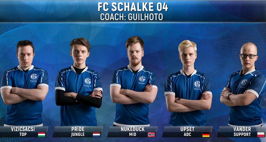 Lol Schalke 04