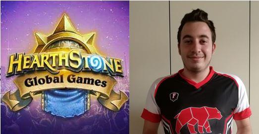 Salvatore Pignolo Hearthstone