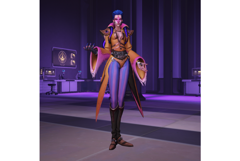 Moira -Glam/Credit to: Blizzard Entertainment