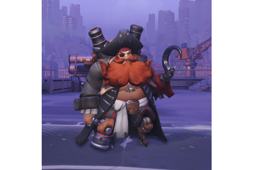 Torbjörn -  Barbarossa/Credit to: Blizzard Entertainment