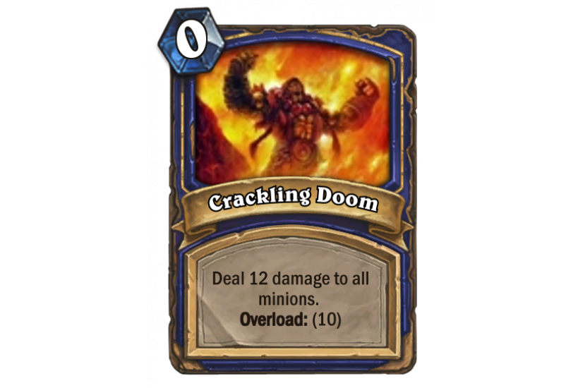Crackling Doom