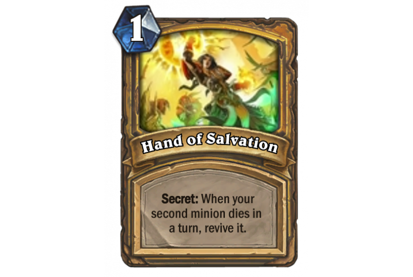 Hand of Salvation