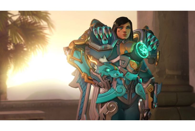 Pharah - Qinglong