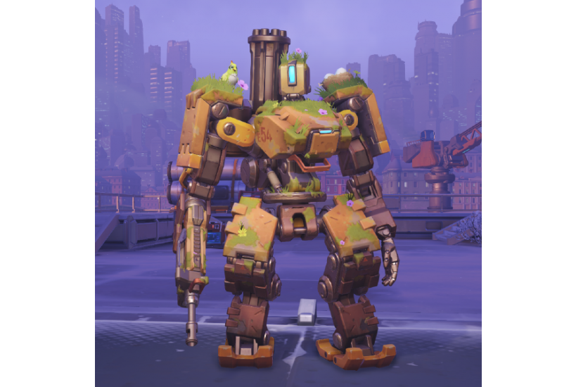 Bastion - Overgrown/Credit to: Blizzard Entertainment