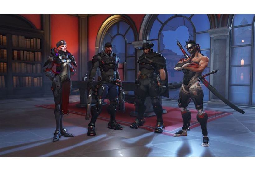 Blackwatch/Credit to: Blizzard Entertainment