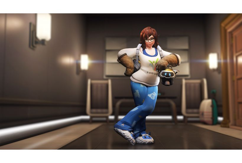 Mei/Credit to: Blizzard Entertainment