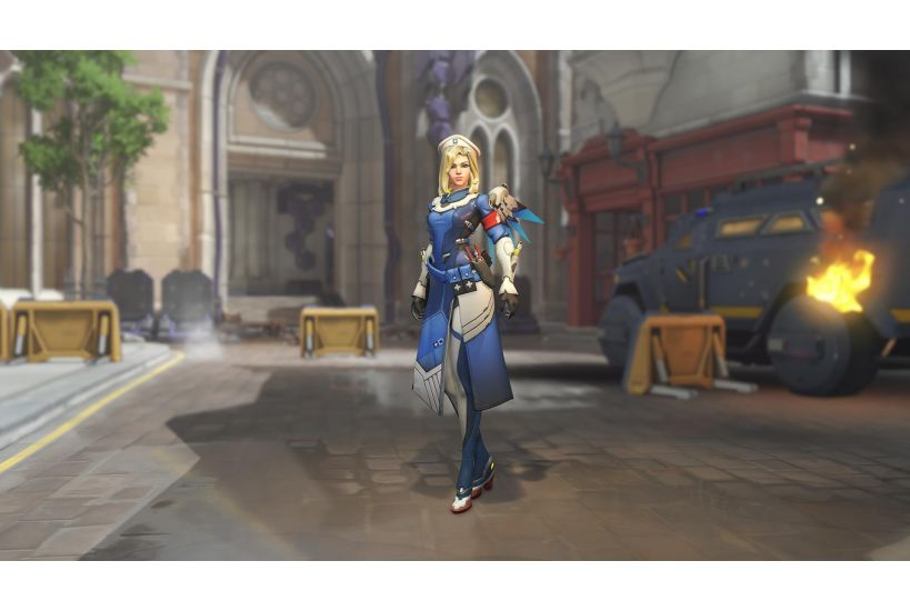 Mercy/Credit to: Blizzard Entertainment