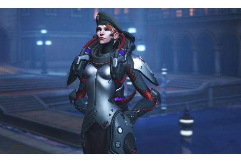 Moira/Credit to: Blizzard Entertainment