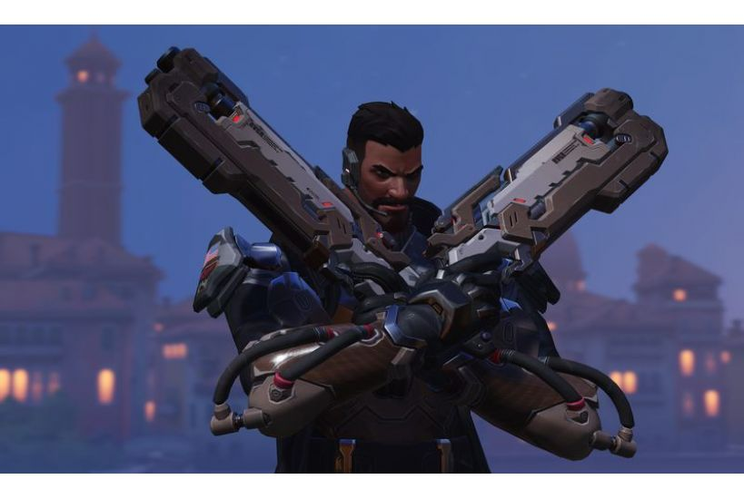Reaper/Credit to: Blizzard Entertainment