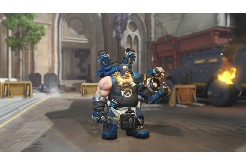 Torbjörn/Credit to: Blizzard Entertainment